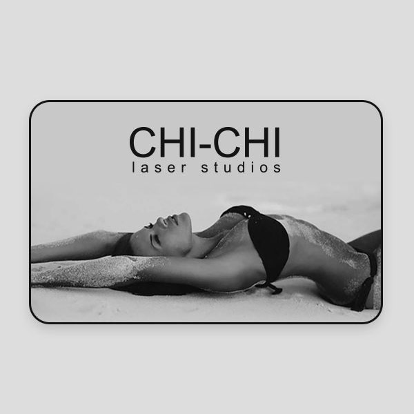 Chi Chi Oakville Laser Hair Removal Gift Card